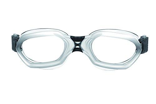 Seac Aquatech Gafas Aptas para Triatlón, Unisex adulto, Transparente, M/L