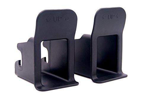 Storchenbeck Befestigungssysteme für Autositze - Einführhilfe für Isofix (2 Stück)