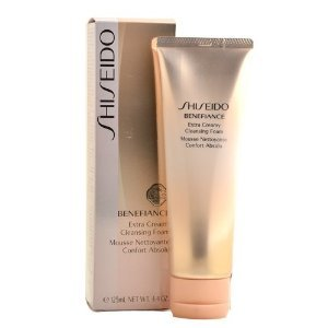 Shiseido Benefiance Extra Creamy Cleansing Foam (Cleanser Gesicht Shiseido)