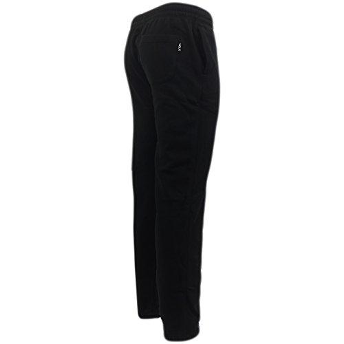 UCLA -  Pantaloni sportivi  - Basic - Uomo Nero