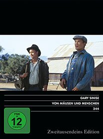 Von Mäusen und Menschen. Zweitausendeins Edition Film 344