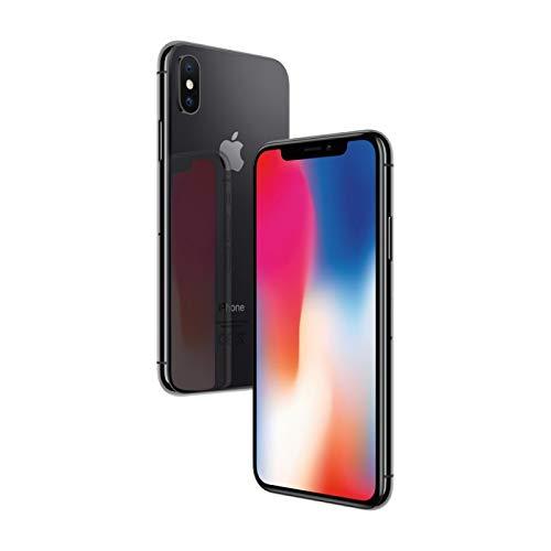 Apple iPhone X 64 Go Gris Sidéral (Reconditionné)