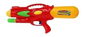 Atosa 13348-Pistola de Agua, 49x 21cm, Color Rojo/Amarillo