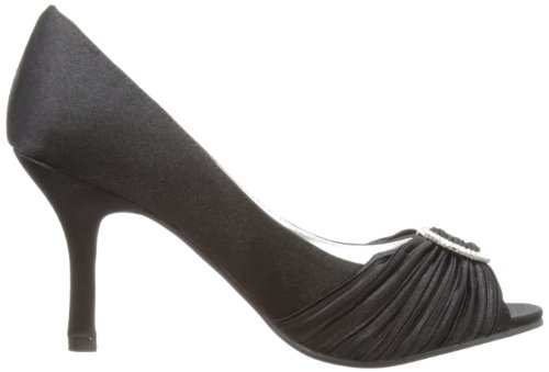 Lunar Flv132, Escarpins femme Noir (Black)