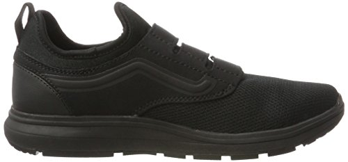 Vans Ua Iso Priz, Sneakers Basses Mixte Adulte Noir (Mono Black)