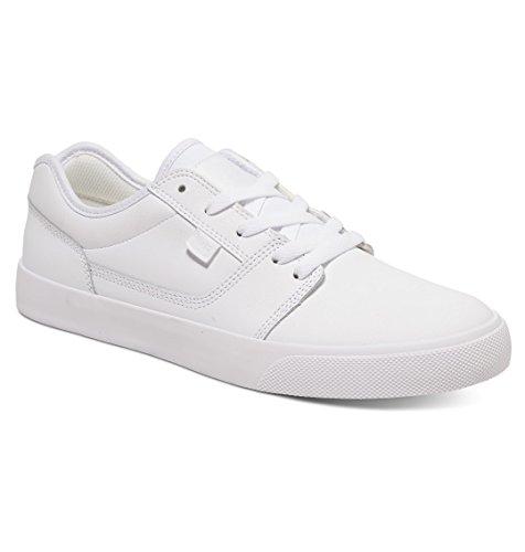 DC Shoes Tonik M Shoe Ngh, Chaussures de skateboard homme White/White/White