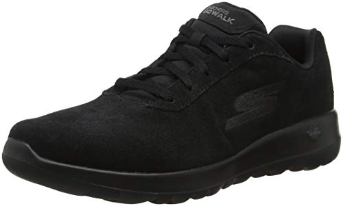 Skechers Damen Go Walk Joy Sneaker, Schwarz (Black BBK), 41 EU