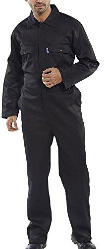 B-Click Workwear - Tuta da lavoro - Uomo Nero nero
