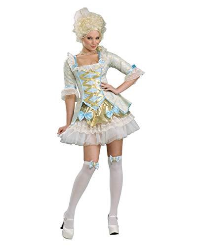 Horror-Shop Lady of Versailles Marie Antoinette Kostüm für Rokoko Mottoparty ()