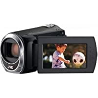 JVC GZ-MS110BEK Everio SD Camcorder with 45 x Dynamic Zoom