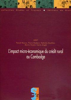 L'impact micro-économique du crédit rural au Cambodge