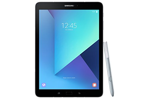 'Samsung Galaxy Tab S3 sm-t825 N 32 GB 3 G 4 G Silver Tablet – Tablets (24.6 cm (9.7), 2048 x 1536 Pixel, 32 GB, 3 G, Android 7.0, Silver) - 2048 1536 Android-tablet X