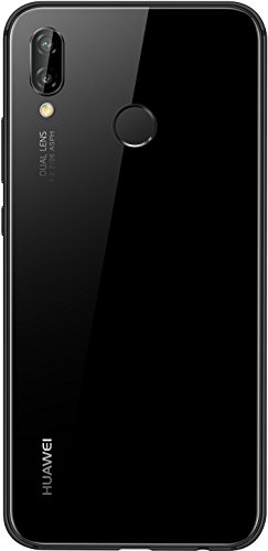 Huawei P20 Lite (Black, 4GB RAM, 64GB Storage)