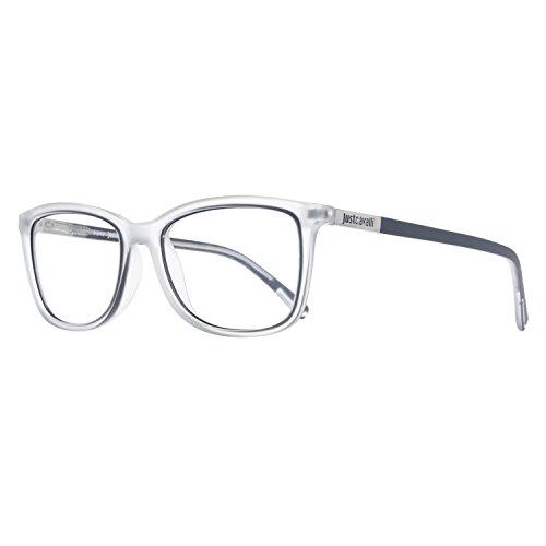 Just Cavalli Unisex-Erwachsene Brille JC0530 027 56 Brillengestelle, Schwarz,