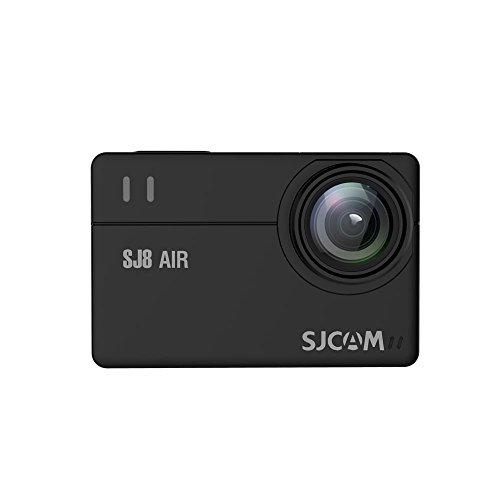 "SJCAM SJ8 Air 1296P WiFi Sports Action Camera 2.33"" Retina Ips Display - Black Full Set Instant Camera(Black) 5"