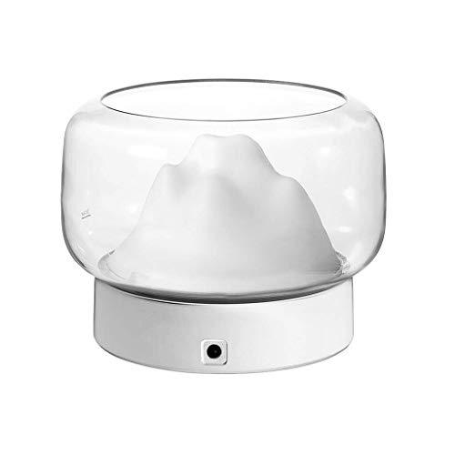 Luftbefeuchter Mini Aromatherapie Diffusor, Klein Nachtlicht, Personal kühlem Nebel for Haus-Auto-Spielraum -