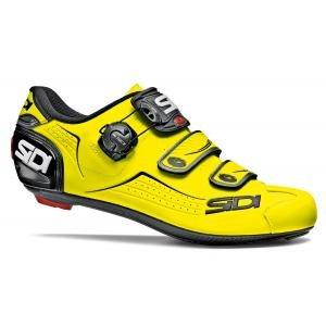 SIDI Scarpe Ciclismo Alba Giallo Fluo (43)
