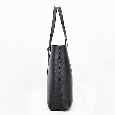 La donna pu formale Evento Casuale/Partito Set borsa beige grigio nero blu,grigio Beige