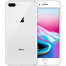 """Apple iPhone 8 Plus - smartphones (14 cm (5.5""""), 64 GB, 12 MP, iOS, 11, Silver)"""