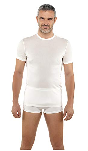 Dermasilk Männer-T-Shirt Größe M -