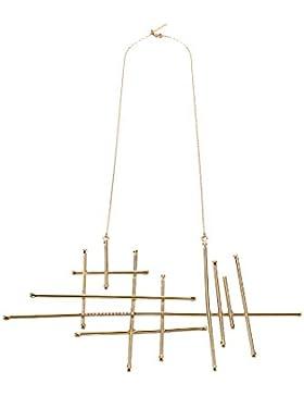 Noritamy Unisex-Kette Vergoldet 59cm