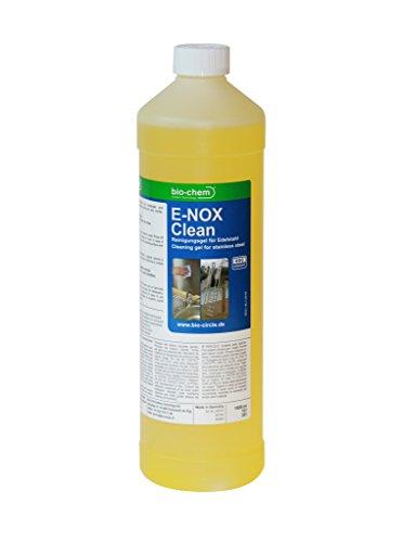 bio-chem E-NOX Clean Der hochwirksame Edelstahlreiniger 1000 ml