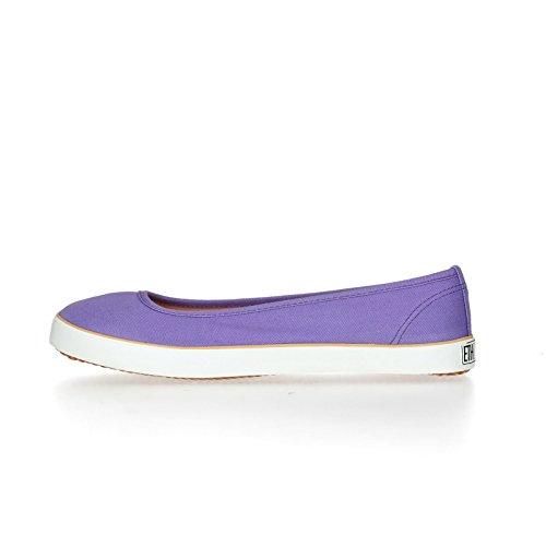 Ethletic Fair Dancer Collection 17 – Farbe purple rain aus Bio-Baumwolle – vegane & nachhaltige Schuhe - 3