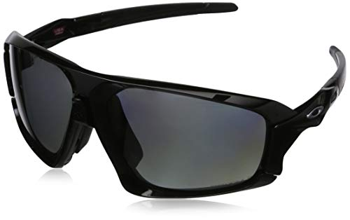 Oakley Unisex-Erwachsene Field Jacket OO9402 Sonnenbrille, Schwarz (Negro), 0