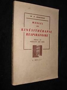 Manuel de kinesitherapie respiratoire 2eme edition