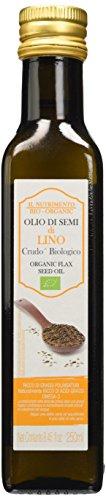 Probios Olio di Semi di Lino - 250 ml - [confezione da 6]