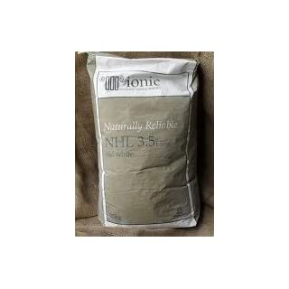 Ionic Natural Hydraulic Lime Nhl 3.5 Old White (25Kg)