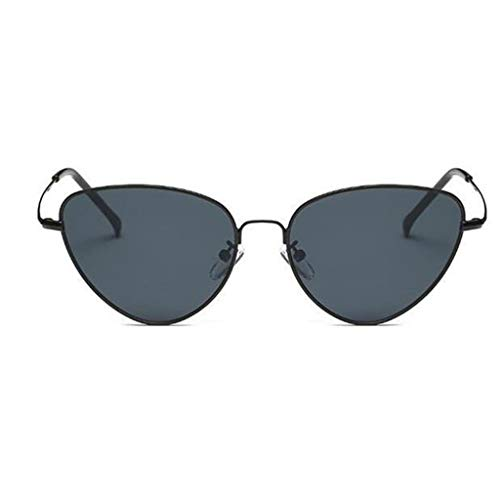 YIWU Brillen Europa und Amerika Street Beat Sonnenbrillen Female Net rot Versiegeltes Segel Triangle Cat Brillen Großhandel Retro Harajuku Stil Sonnenbrillen Männer und Frauen Brillen & Zubehör