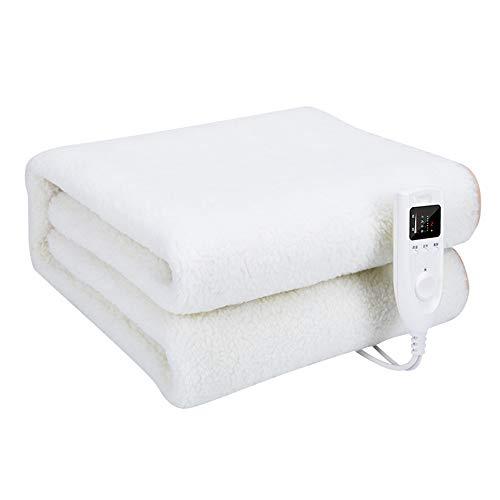 Heated Blanket Manta Eléctrica Libre De Radiación