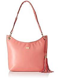 Satya Paul Women's Handbag (Pink)