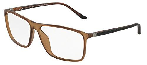 Starck eyes occhiali da vista 0sh3030 matte brown 61/14/145 uomo
