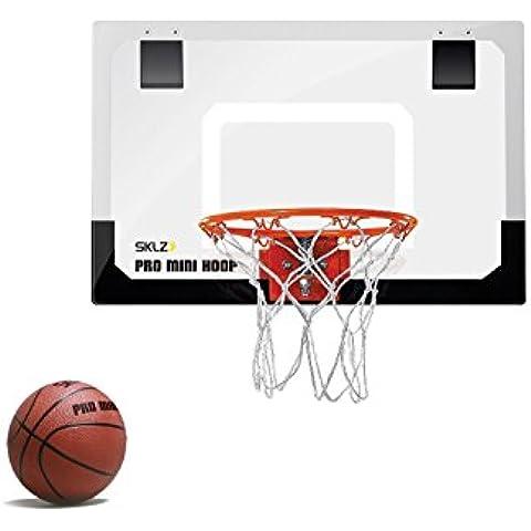 SKLZ Pro Mini Hoop - Mini canasta interior de baloncesto