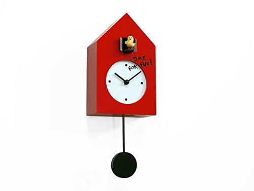 Horloges A Coucou Modernes Et Revisitees Au Look Branche