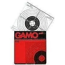 Gamo-Fucile Ad Aria Compressa/Pistola/Pistola Bullseye Bersaglio piombini-Set 100. Standard 14cm quadrato dimensione (anche vedere i nostri assortimento mirato Set)
