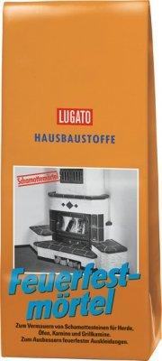 Lugato Feuerfestmörtel 2 kg