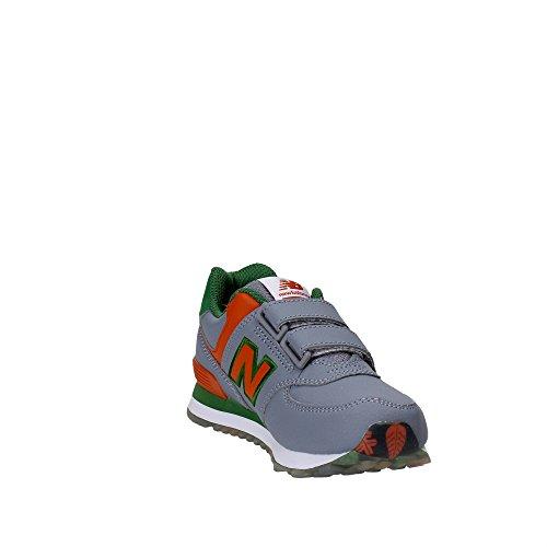 New Balance KV574Z2Y Sneakers Garçon Gris