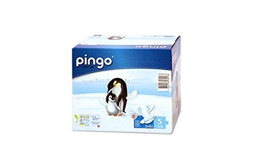 Pingo Pañales Talla 5 Junior (12-25 Kg) - Caja de 2 x 36 Pañales - Total: 72 Pañales