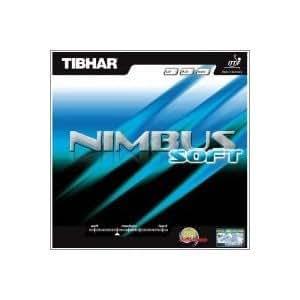 Buy Tibhar Nimbus Soft Max Table Tennis Rubber Black
