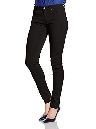 Twin Set Pantalone, Jeans Donna, Nero, 28
