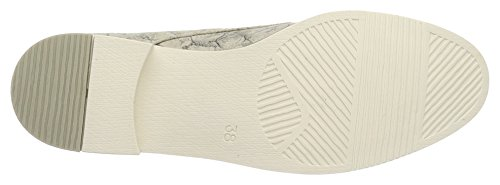 Marco Tozzi 25128, Bottines Beige Pour Femmes (dune Metallic 412)