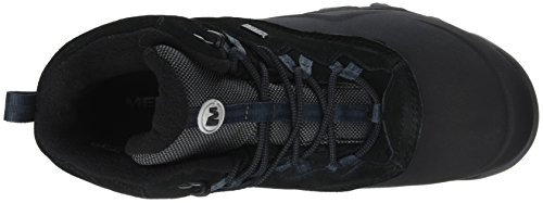 Merrell Thermo Shiver 6 Waterproof, Chaussures de Randonnée Hautes Homme Noir