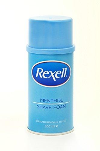 rexell-protective-shaving-foam-menthol-300ml