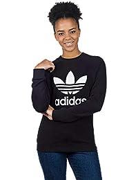 Amazon.it  adidas - Felpe senza cappuccio   Felpe  Abbigliamento 8fb28ec986f0