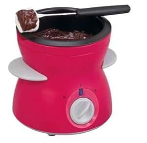Mini Pink Chocolate Fountain