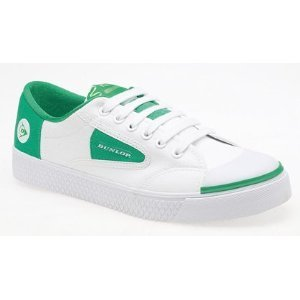 DUNLOP 'GREEN FLASH' TENNIS SHOE