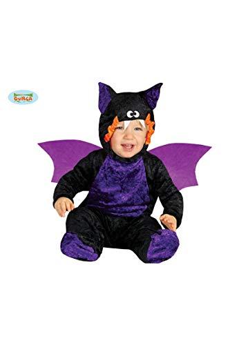 Baby Fledermaus Kostüm Halloween Babykostüm Halloweenkostüm Kinder Gr. 74-92, ()